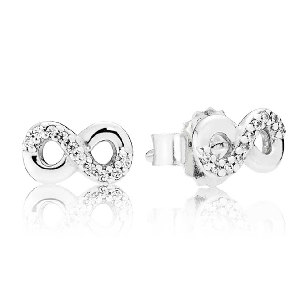 Infinite Love Stud Earring