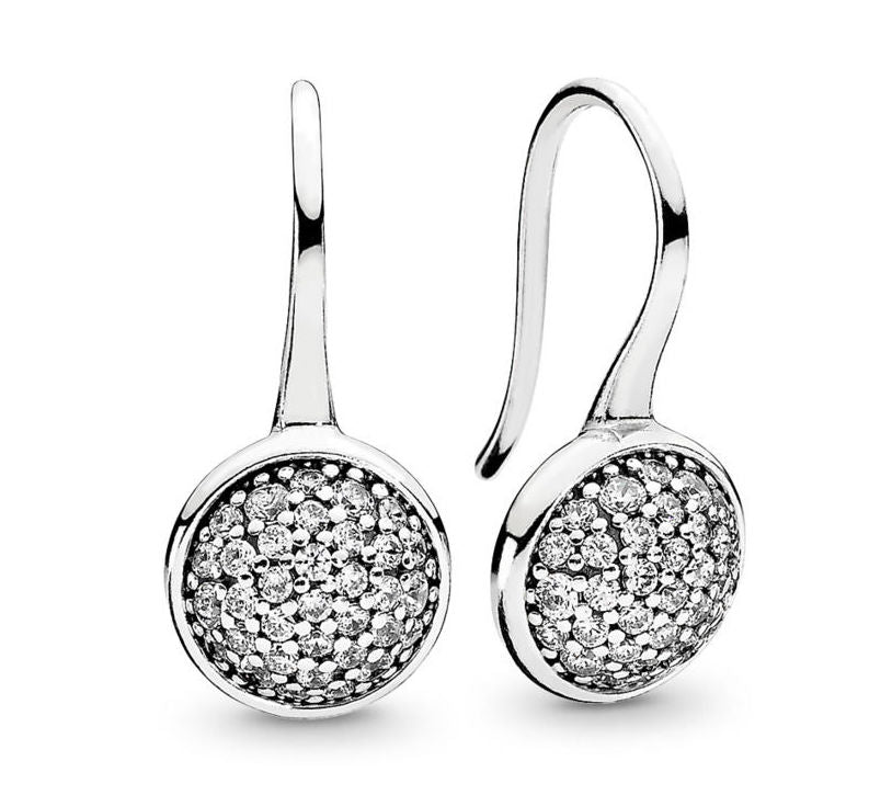 Dazzling Droplets Earrings