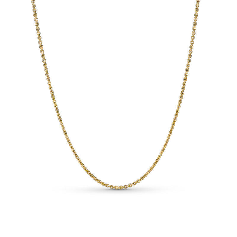 Classic Chain Pandora Shine Necklace - Pandora Jewelry Las Vegas