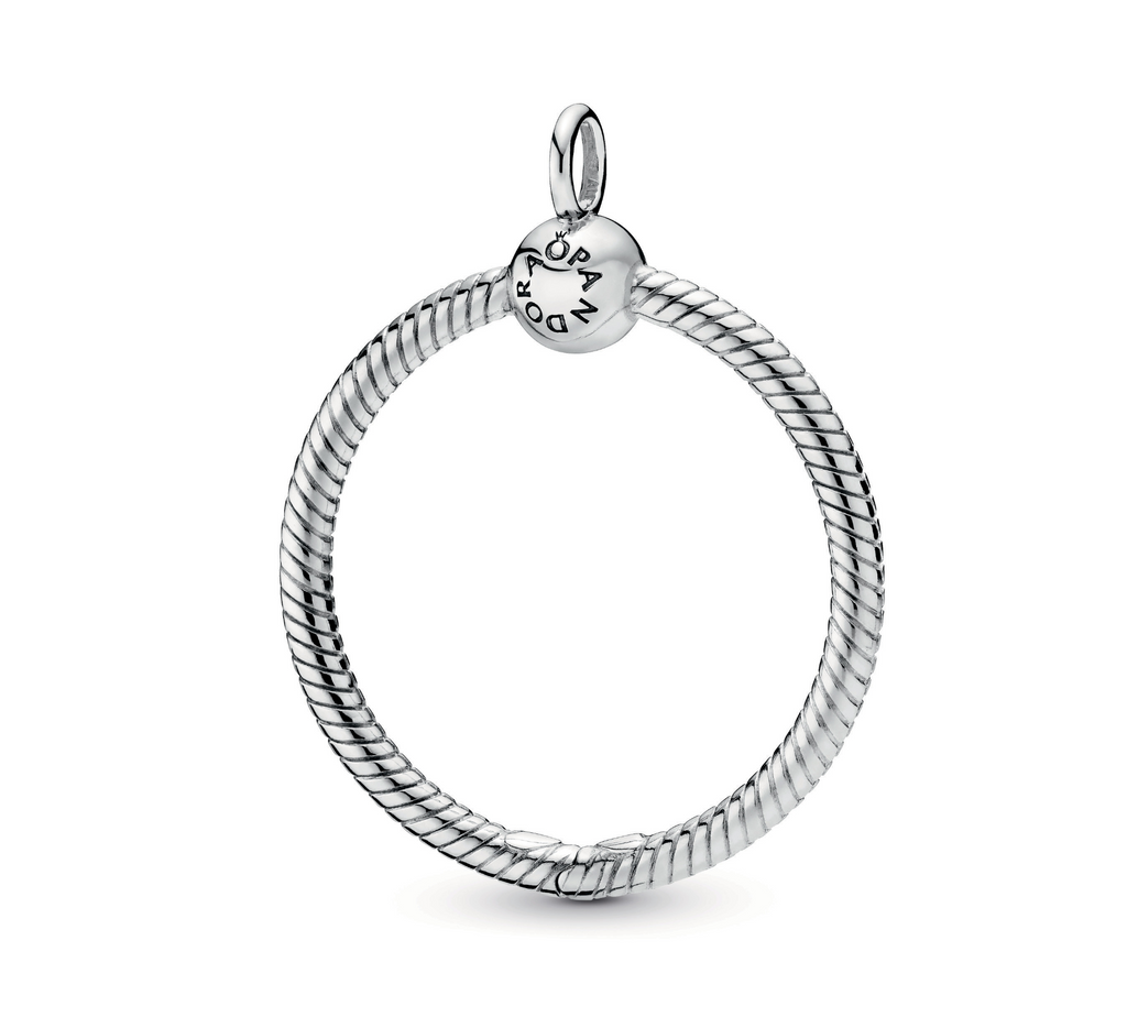 Pandora Moments Medium O Pendant - Pandora Jewelry Las Vegas
