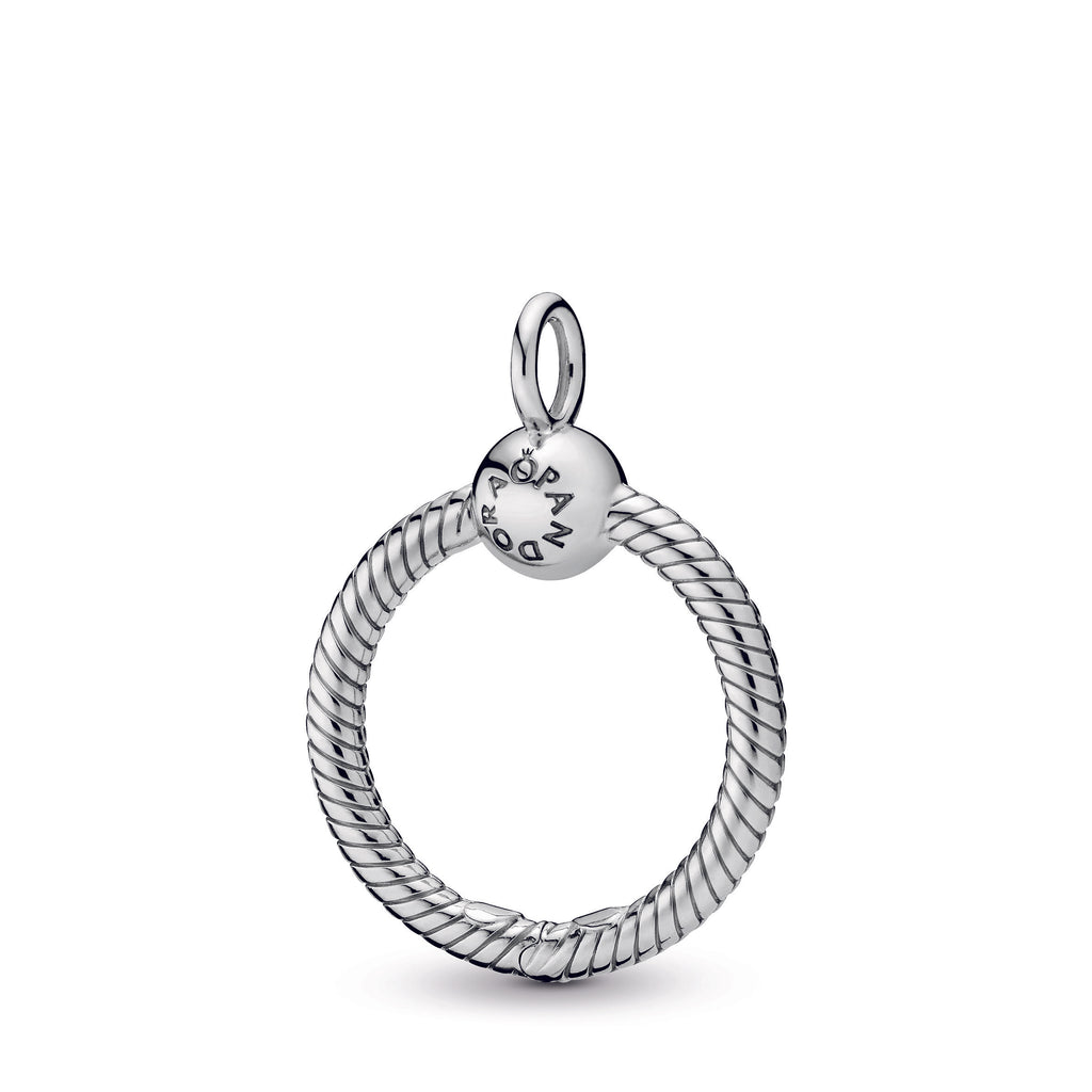 Pandora Moments Small O Pendant - Pandora Jewelry Las Vegas
