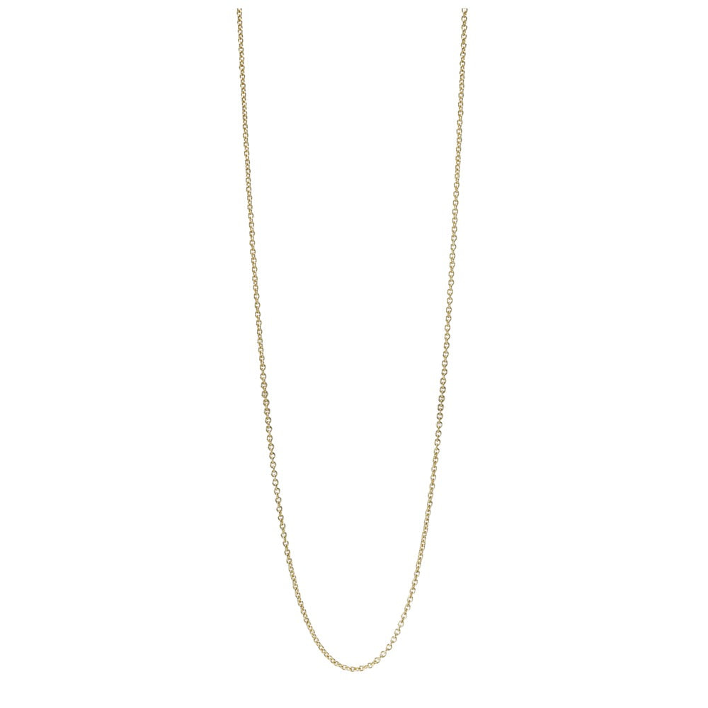 Classic Cable Chain 14k Gold Cable Chain Necklace - Necklace - Pandora Las Vegas Jewelry