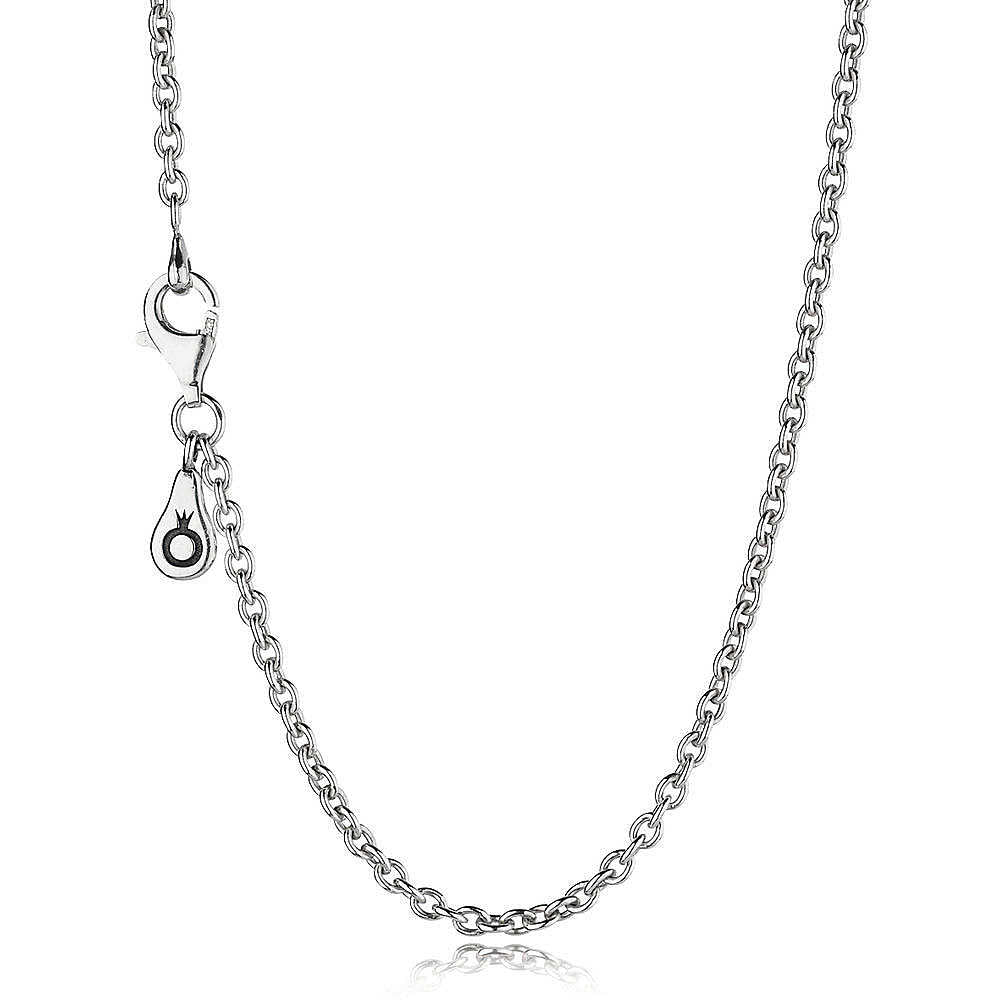 Sterling Silver Chain Necklace - Pandora Jewelry Las Vegas