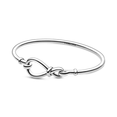 Infinity Knot Bangle - Pandora Jewelry Las Vegas