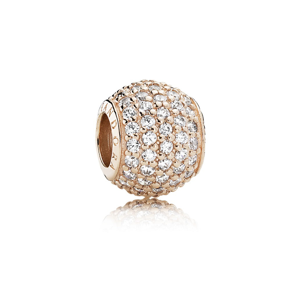 Pandora Rose Pave Lights Charm - Pandora Jewelry Las Vegas