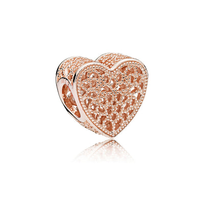 Filled With Romance Pandora Rose Charm - Pandora Jewelry Las Vegas