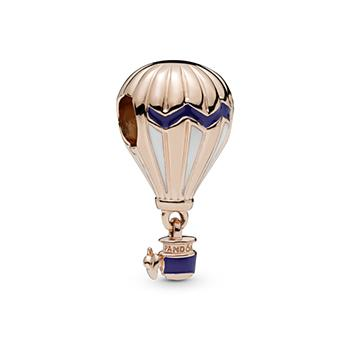 Pandora Rose Blue Hot Air Balloon Charm - Pandora Jewelry Las Vegas