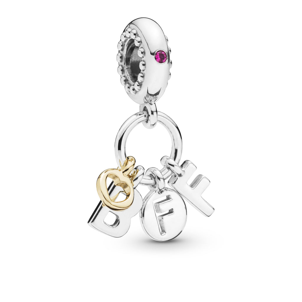 Best Friends Forever Dangle Charm - Pandora Jewelry Las Vegas