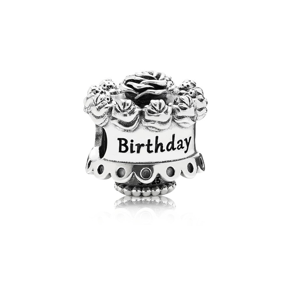Happy Birthday Charm - Pandora Jewelry Las Vegas