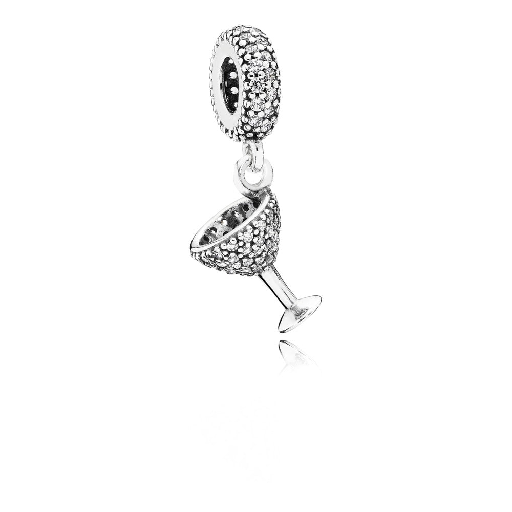 Night Out Dangle Charm - Charm - Pandora Las Vegas Jewelry