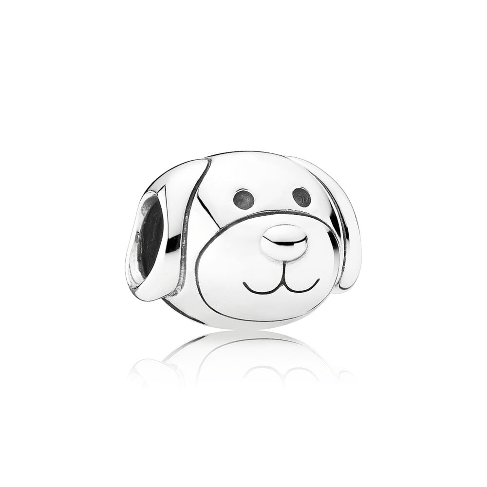 Devoted Dog Charm - Pandora Jewelry Las Vegas