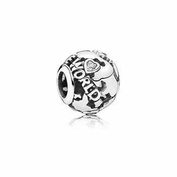 Around The World Charm - Pandora Jewelry Las Vegas