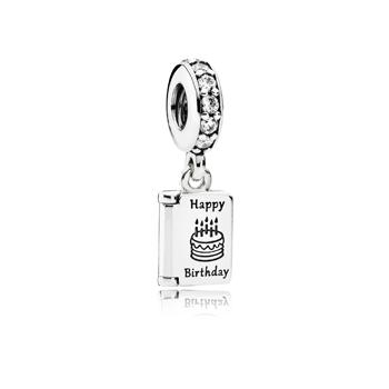 Birthday Wishes Dangle Charm - Pandora Jewelry Las Vegas