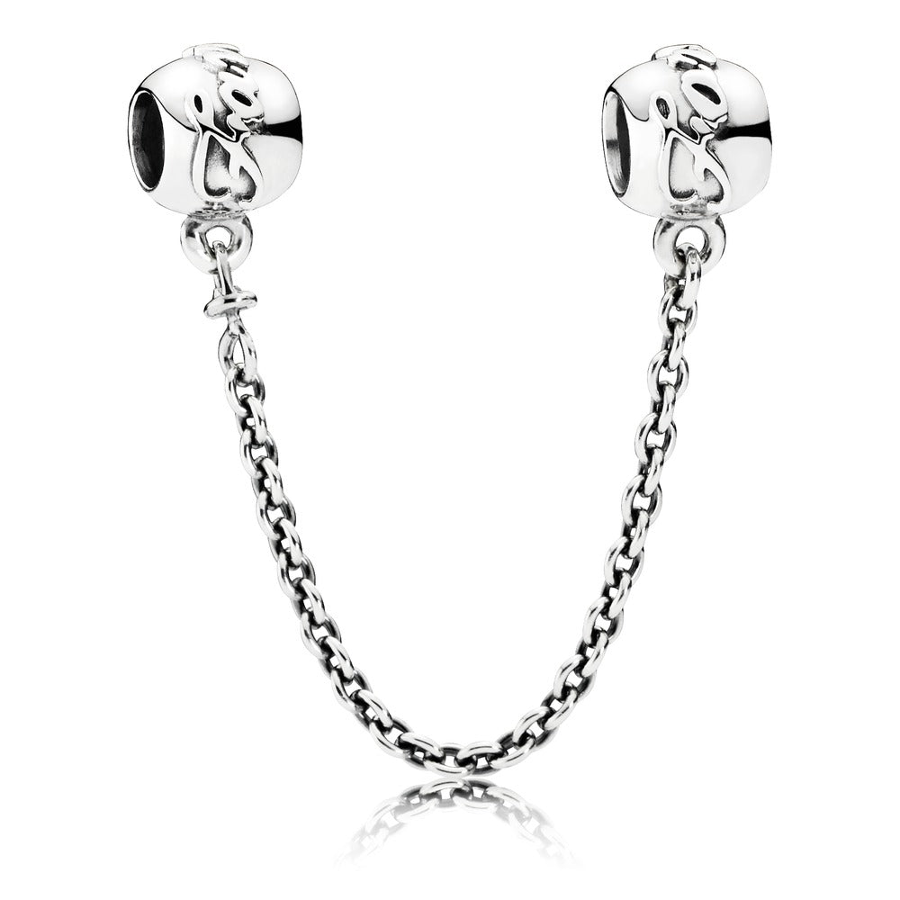 Family Ties Safety Chain - Pandora Jewelry Las Vegas