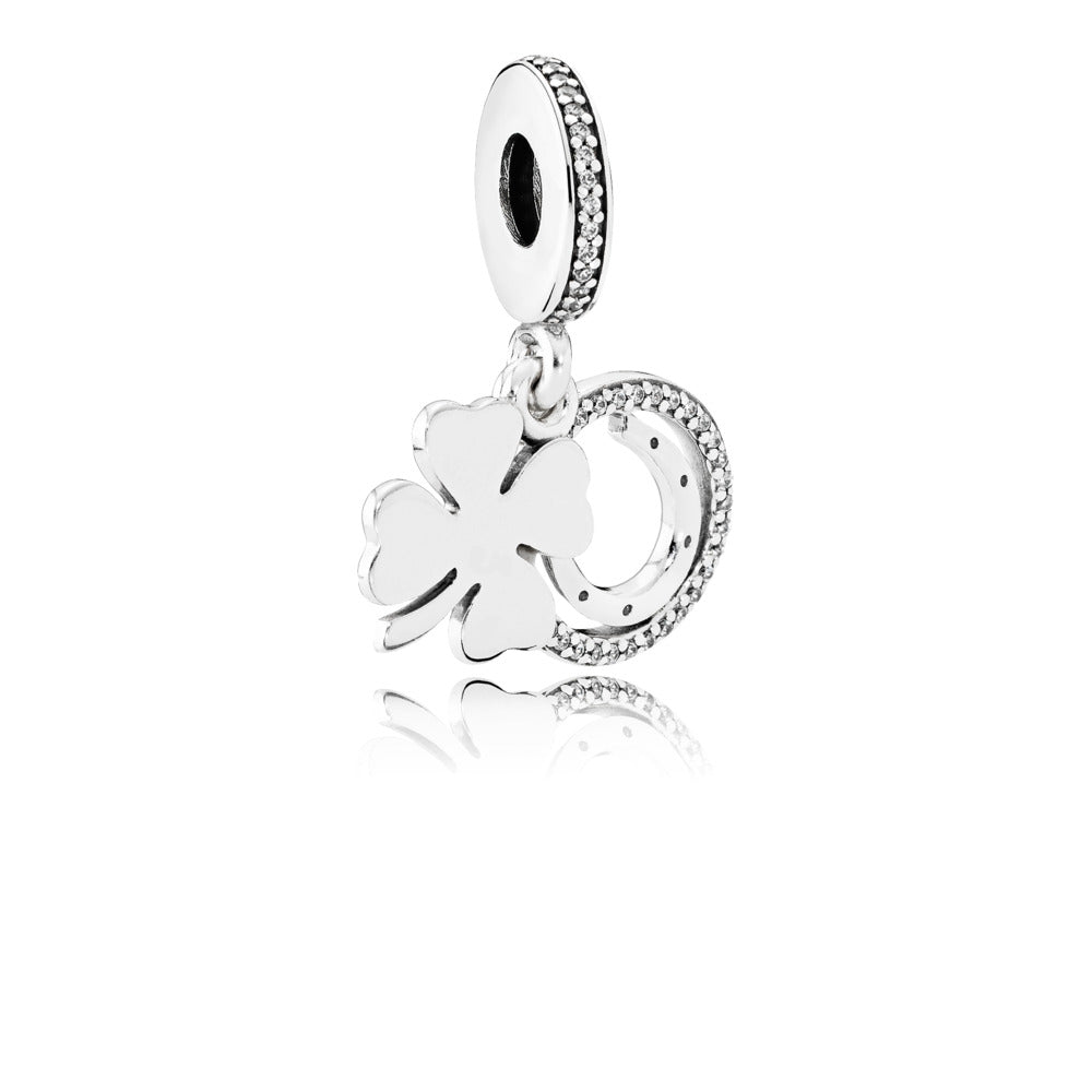 Lucky Day Dangle Charm - Pandora Jewelry Las Vegas