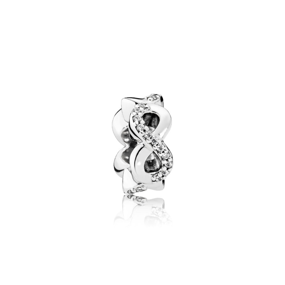 Infinite Love Spacer Charm - Pandora Jewelry Las Vegas