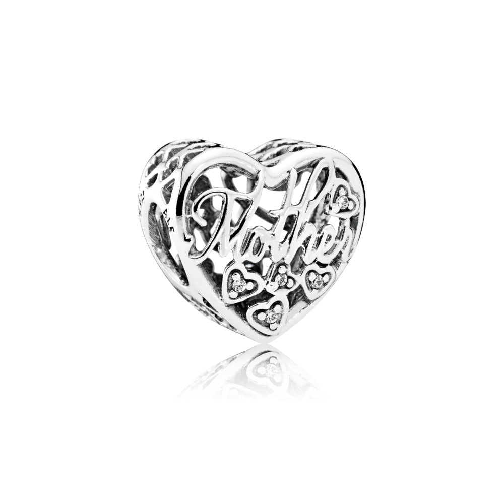 Mother & Son Bond Charm - Pandora Jewelry Las Vegas