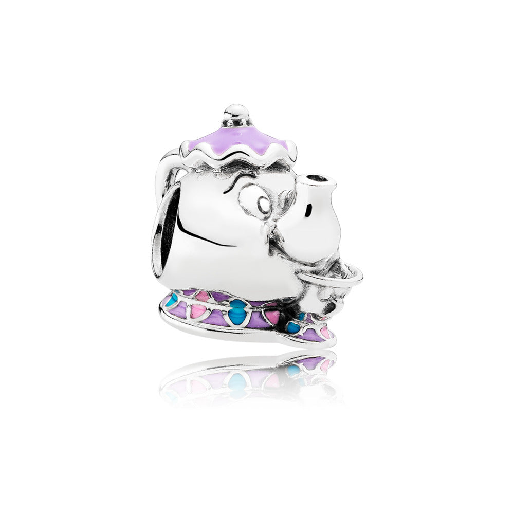 Disney Mrs. Potts And Chip Charm - Charm - Pandora Las Vegas Jewelry