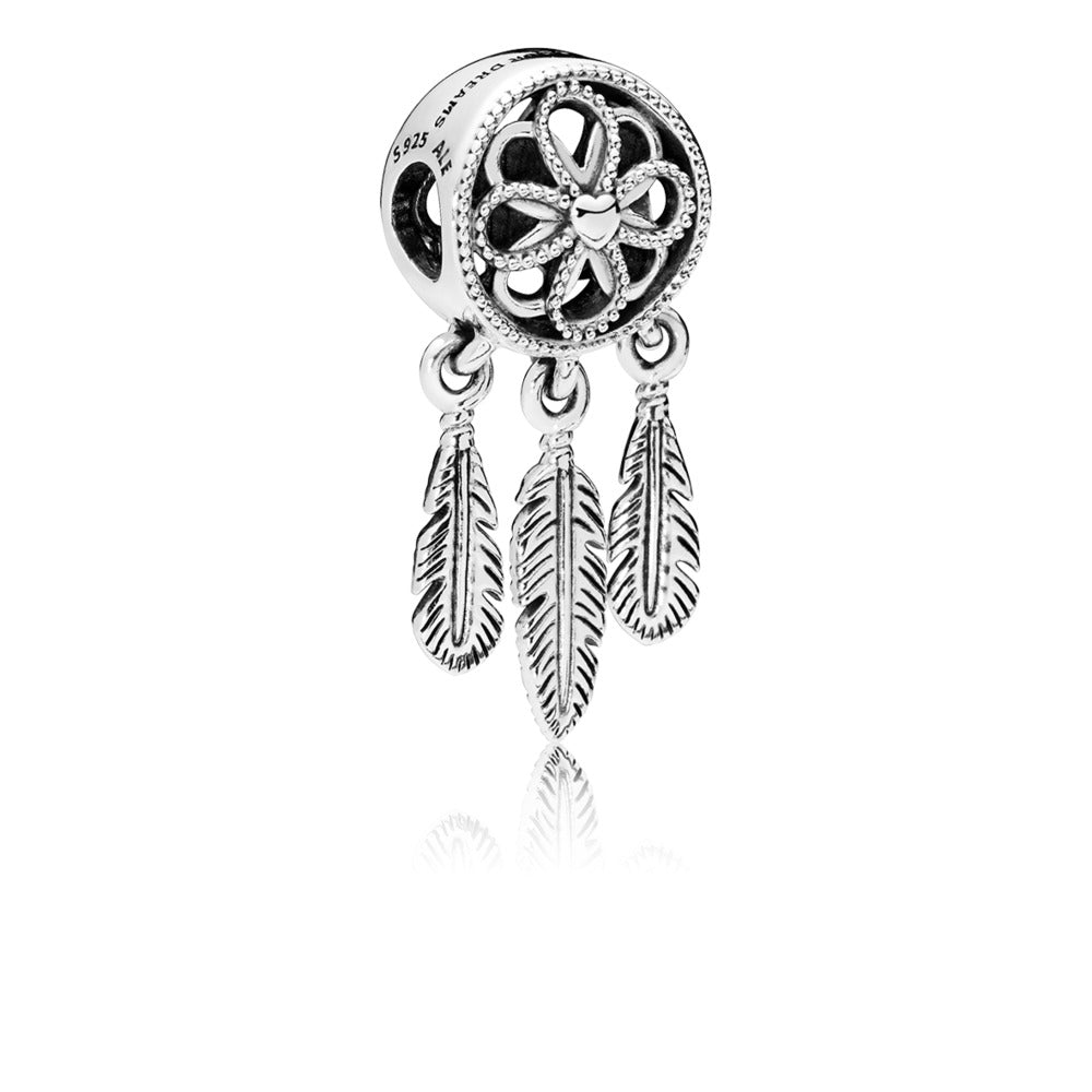 Spiritual Dream Catcher Dangle Charm - Pandora Jewelry Las Vegas