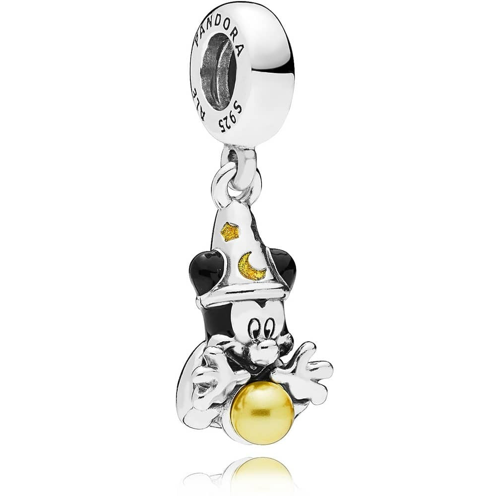 Disney Sorcerer Mickey Dangle Charm