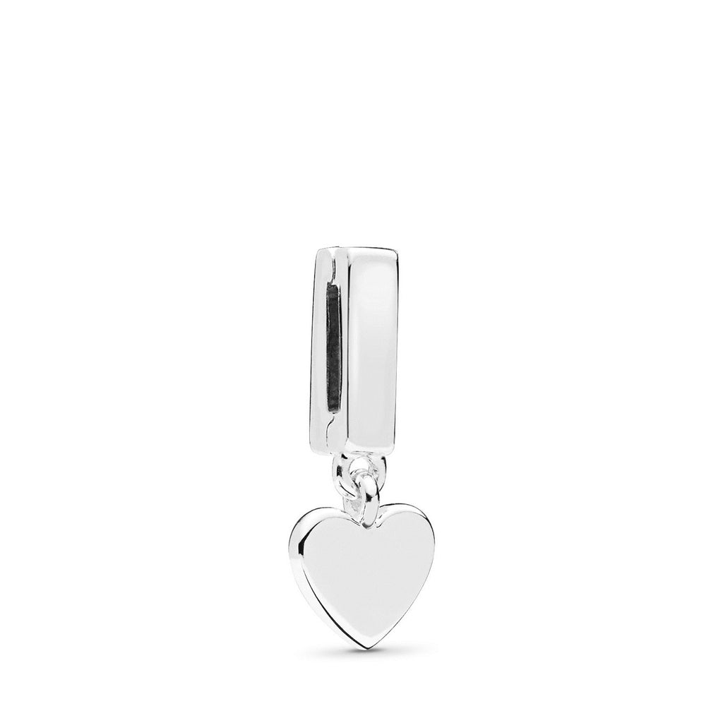 Floating Heart Reflexions Clip - Reflexions - Pandora Las Vegas Jewelry