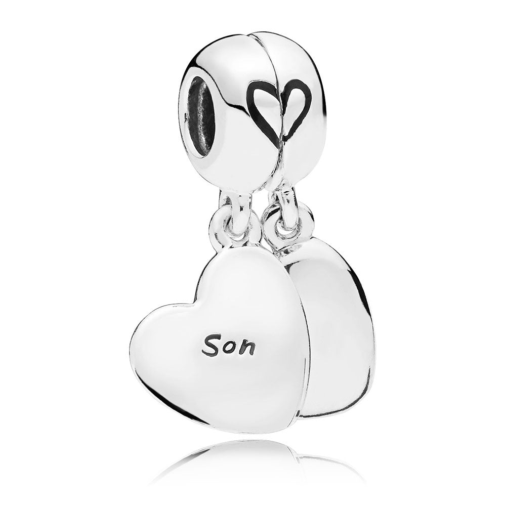 Mother & Son Love Dangle Charm - Pandora Jewelry Las Vegas