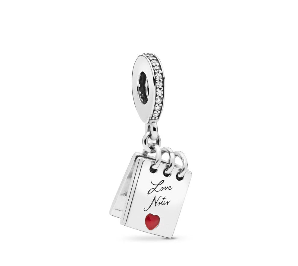 Love Notes Dangle Charm - Pandora Jewelry Las Vegas