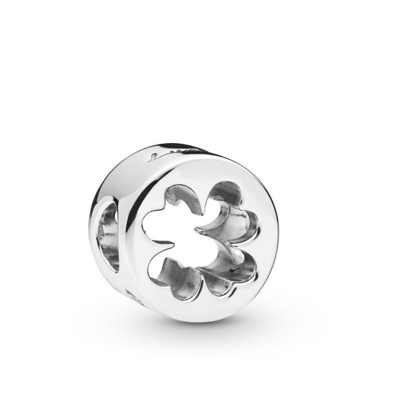 Clover Cut Out Charm - Pandora Jewelry Las Vegas