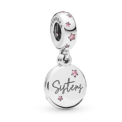 Forever Sisters Dangle Charm - Pandora Jewelry Las Vegas