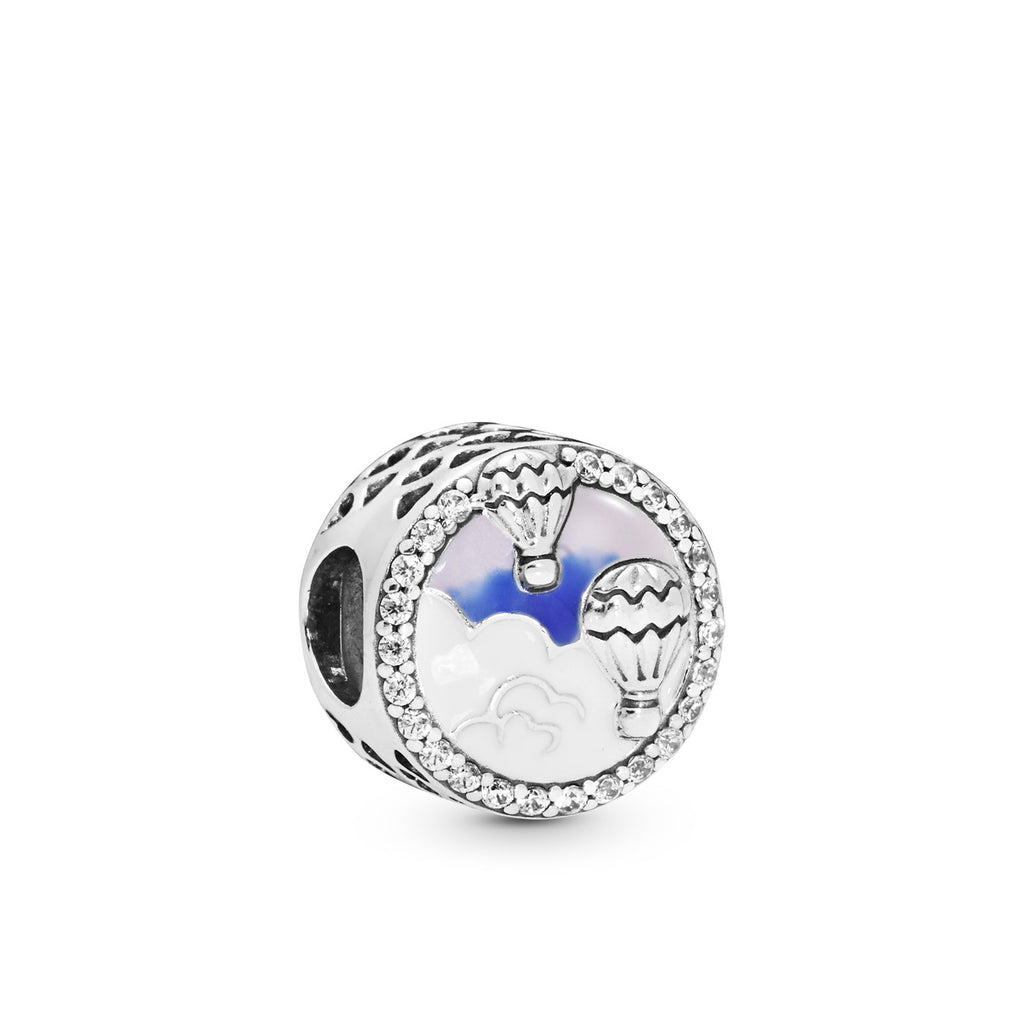Hot Air Balloon Trip Charm - Pandora Jewelry Las Vegas
