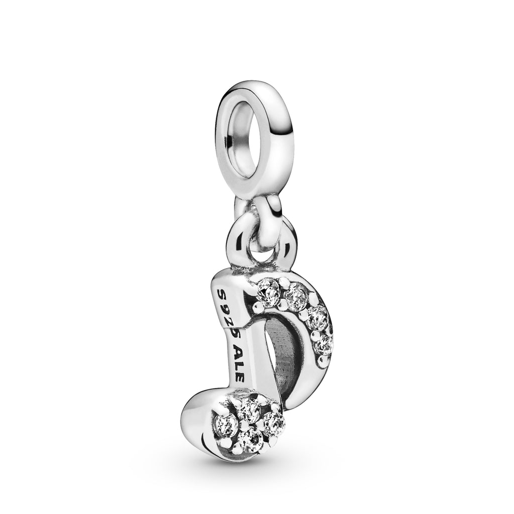 My Music Note Dangle Charm- Pandora Me Collection - Pandora Jewelry Las Vegas
