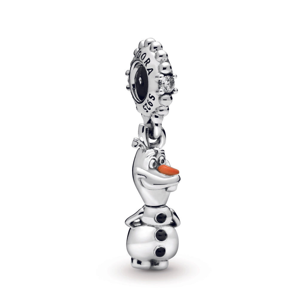 Disney Frozen Olaf Dangle Charm - Pandora Jewelry Las Vegas