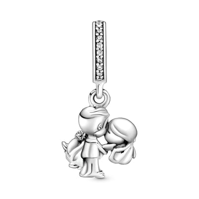 Married Couple Dangle Charm - Pandora Jewelry Las Vegas