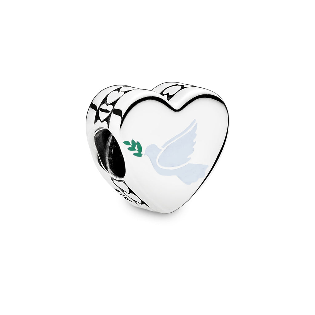 Dove of Hope Charm - Pandora Jewelry Las Vegas