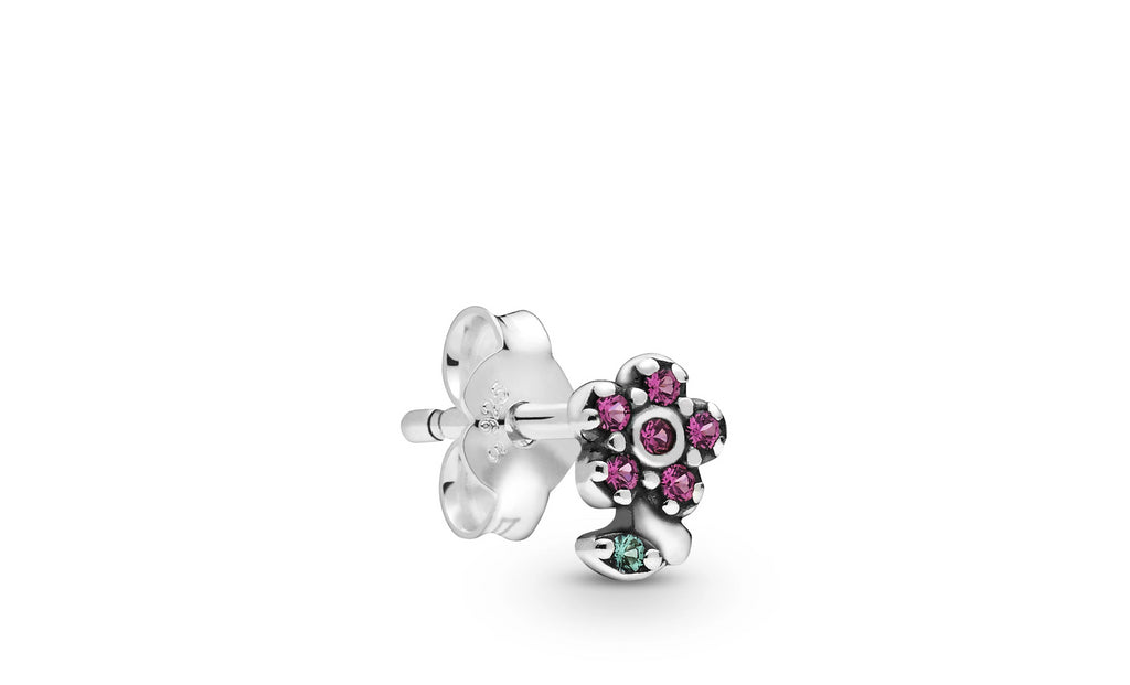My Pretty Flower Single Stud Earring - Pandora Jewelry Las Vegas