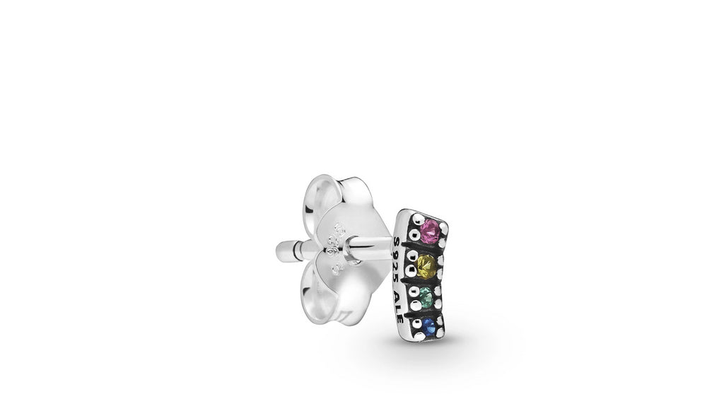 My Pride Single Stud Earring - Pandora Jewelry Las Vegas