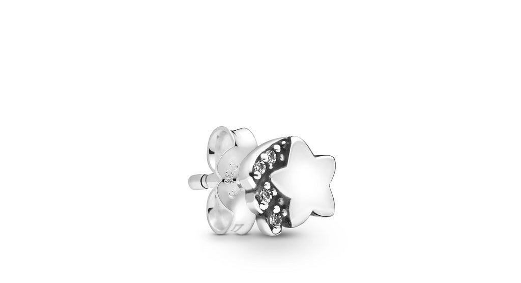 My Shooting Star Single Stud Earring - Pandora Jewelry Las Vegas