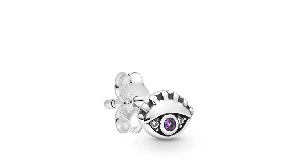 My Eye Single Stud Earring - Pandora Jewelry Las Vegas
