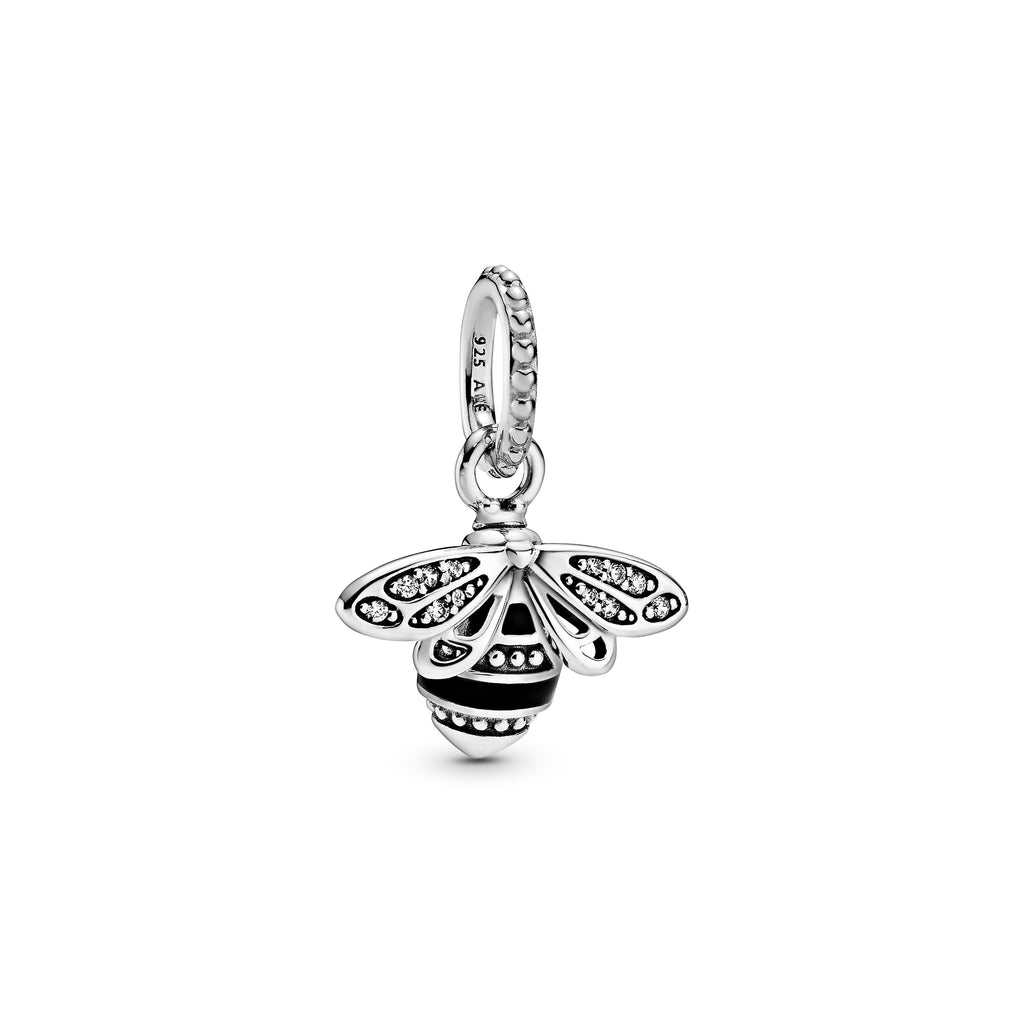 Sparkling Queen Bee Pendant