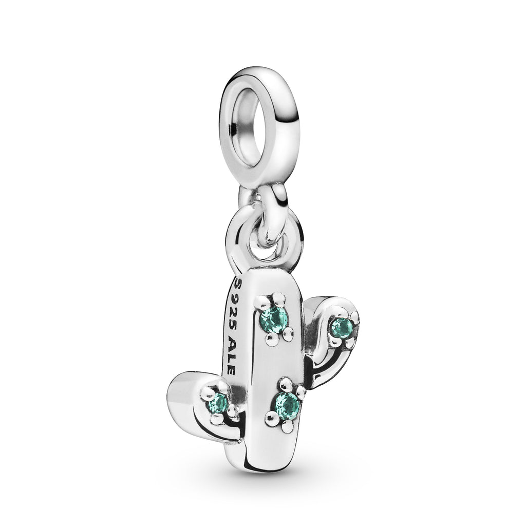 My Lovely Cactus Dangle Charm- Pandora Me Collection - Pandora Jewelry Las Vegas