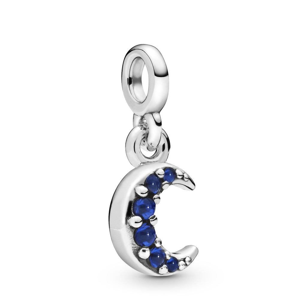 My Moon Dangle Charm- Pandora Me Collection - Pandora Jewelry Las Vegas