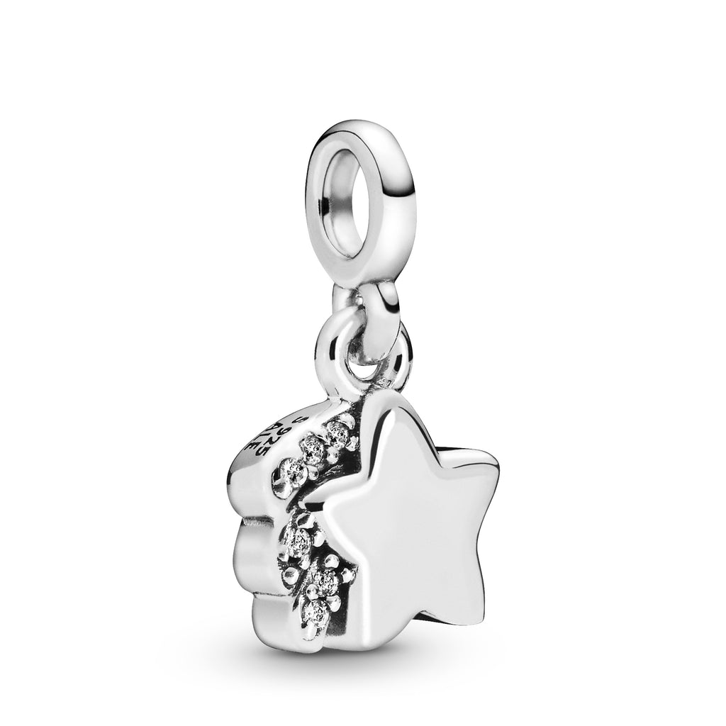 My Shooting Star Dangle Charm- Pandora Me Collection - Pandora Jewelry Las Vegas