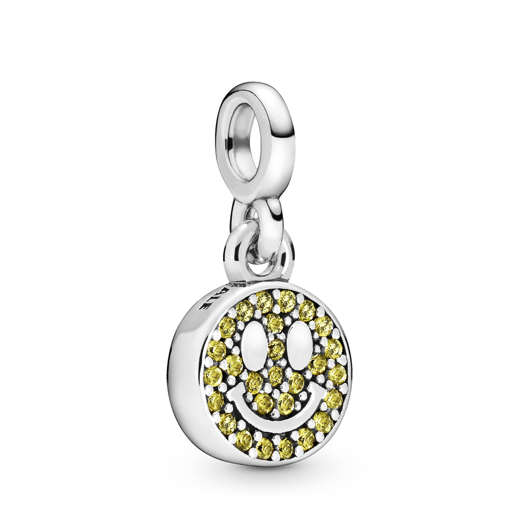 My Smile Dangle Charm- Pandora Me Collection - Pandora Jewelry Las Vegas