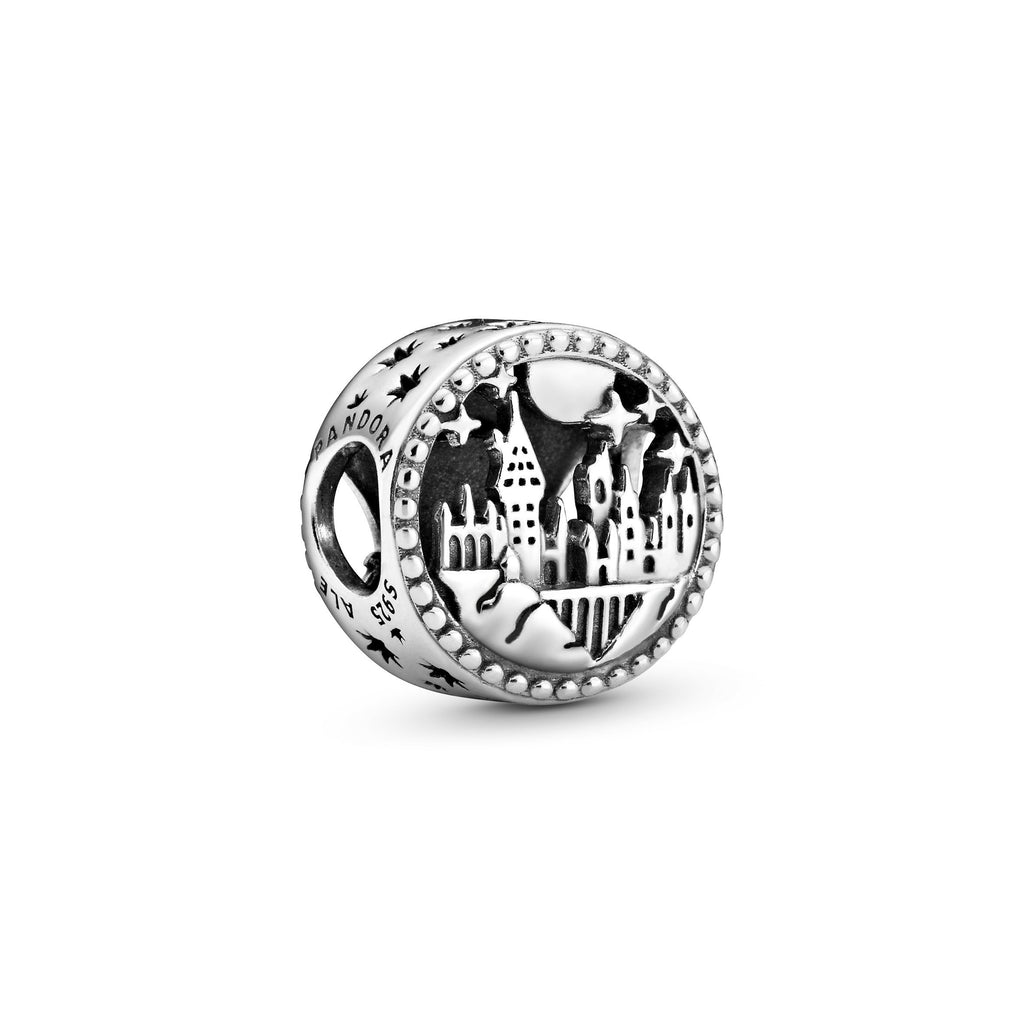 Hogwarts School of Witchcraft And Wizardry Sterling Silver Charm - Pandora Jewelry Las Vegas