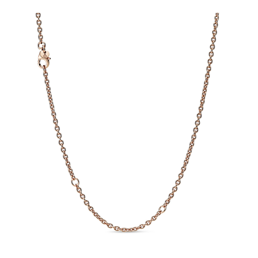Cable Chain Pandora Rose Necklace - Pandora Jewelry Las Vegas
