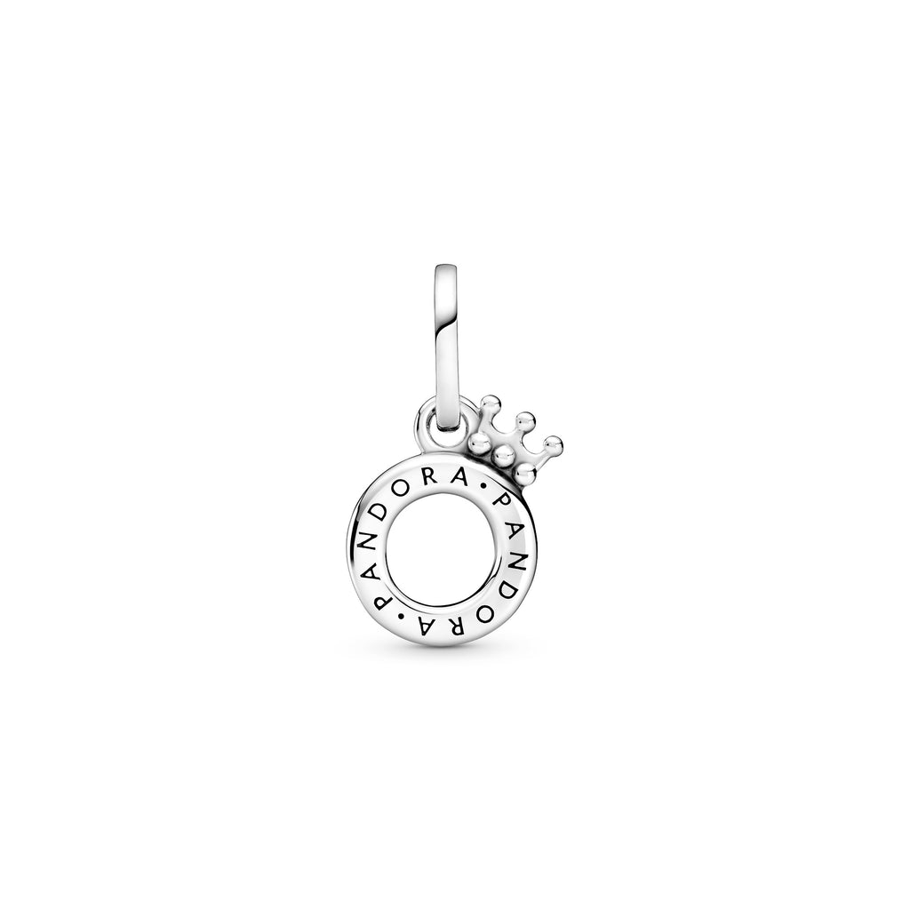 Open Centre Pandora Crown O Pendant