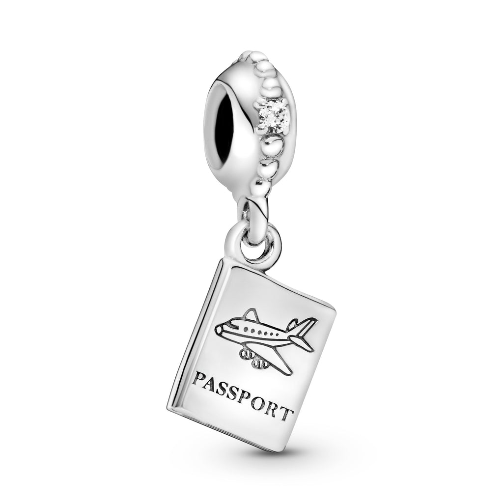 Adventure Awaits Dangle Charm