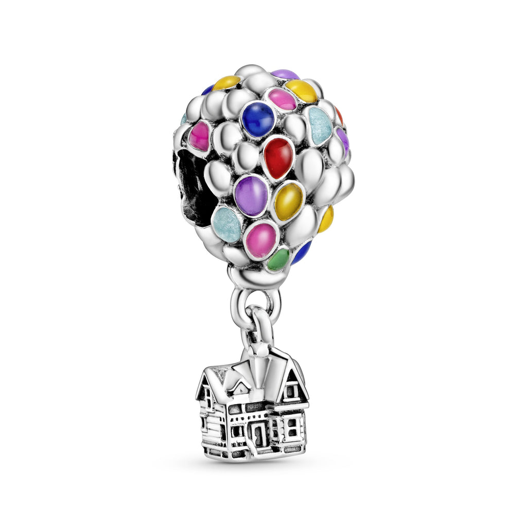 Disney Up House & Balloons Charm