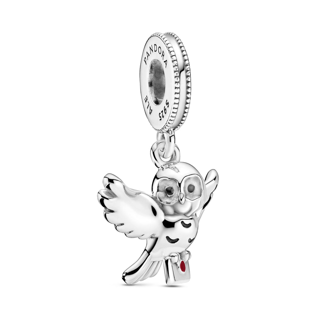 Harry Potter, Hedwig Owl Dangle Charm