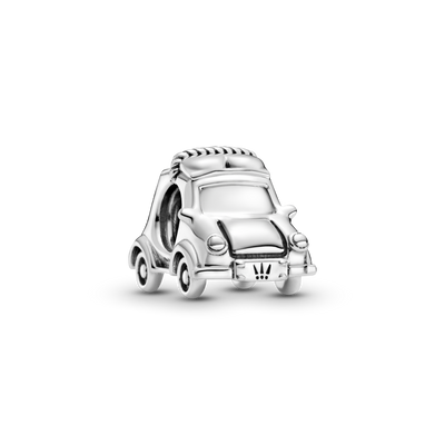 Pandora Electric Car Charm in sterling silver. Style #799330C01